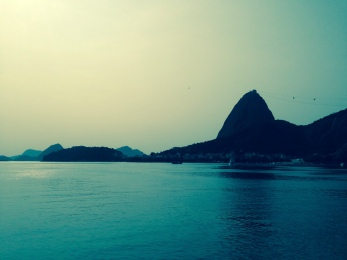 Running around Rio- amazing views everywhere