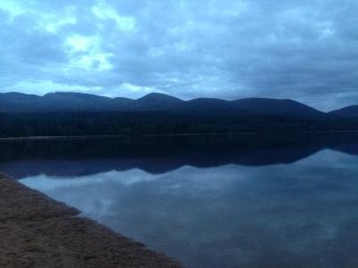 Loch Morlich- spectacular