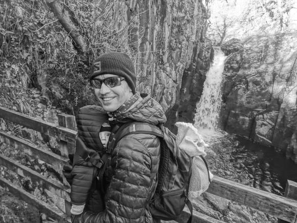 Ingleton waterfalls, Yorkshire Dales