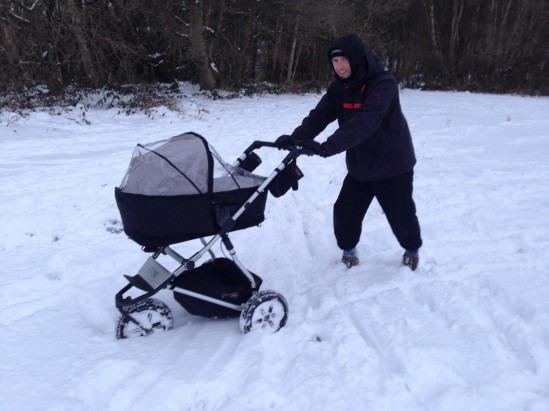 The all weather mountain buggy