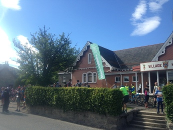 Race registration in Braemar